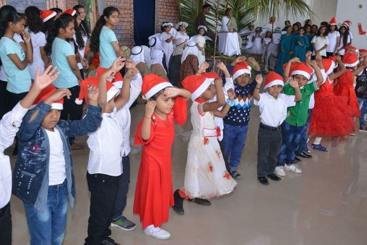 Daffodils School Of Education-Christmas