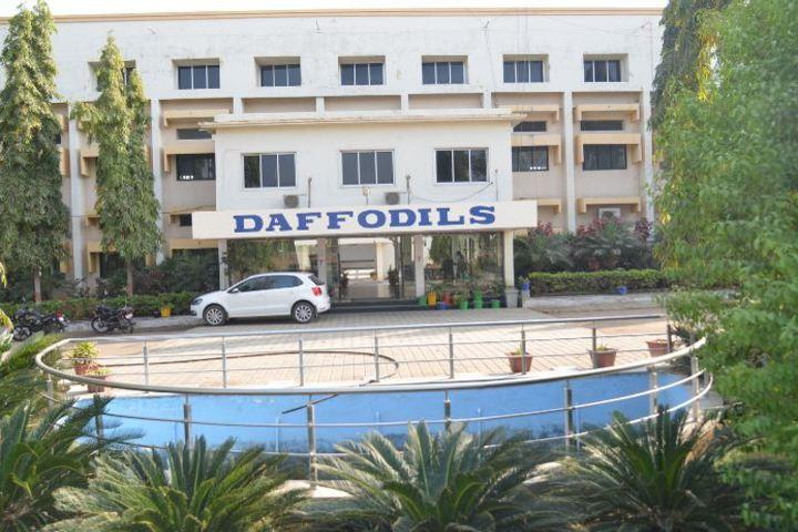 Daffodils School Of Education-Entrance