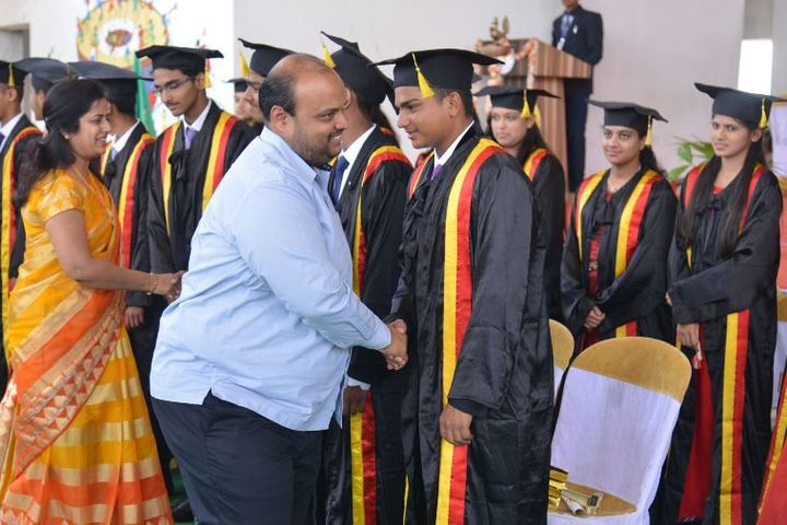Daffodils School Of Education-Graduation Day