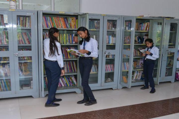 Daffodils School Of Education-Library