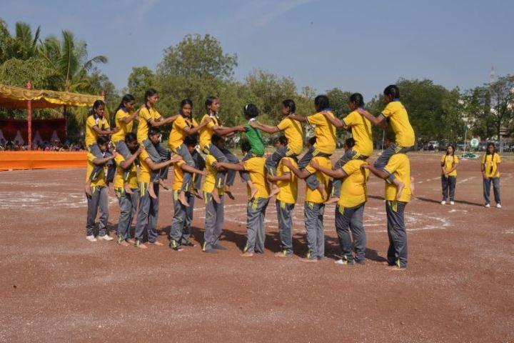 Daffodils School Of Education-Sports