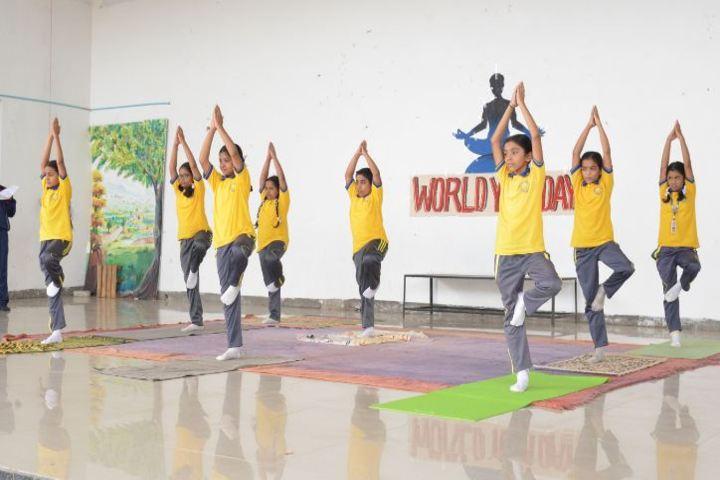 Daffodils School Of Education-Yoga Day