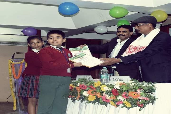 Brahmaputra Valley English Academy-Certificate