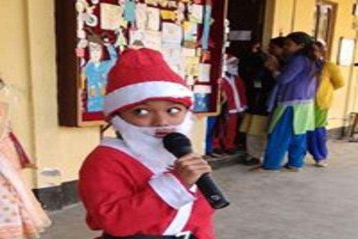 Brahmaputra Valley English Academy-Christmas Celebration