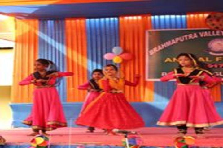 Brahmaputra Valley English Academy-Dance