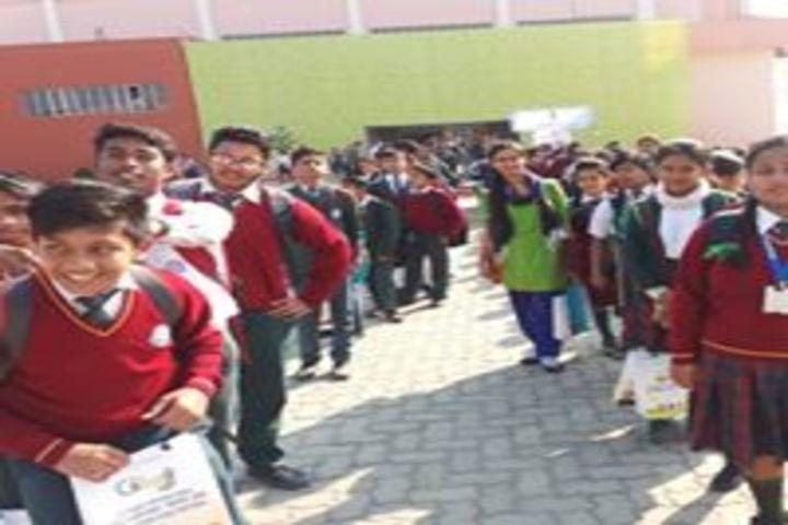 Brahmaputra Valley English Academy-Excursion
