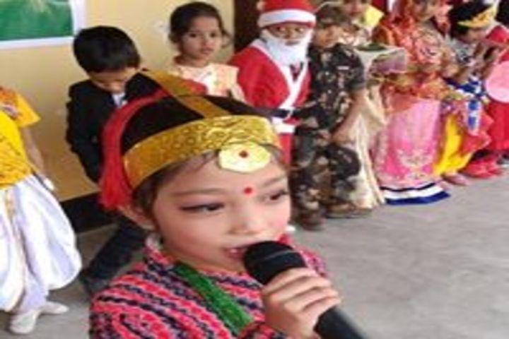 Brahmaputra Valley English Academy-Story Telling