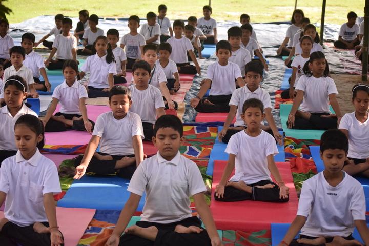 Brahmaputra Valley English Academy-Yoga