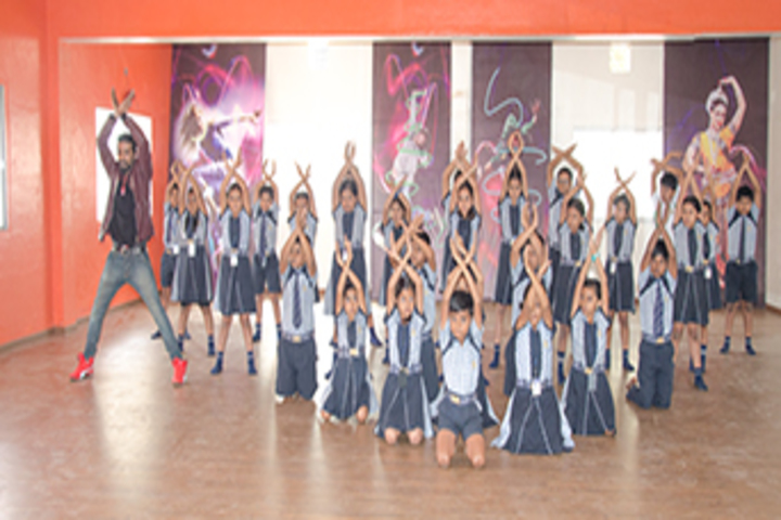 Dayananda Arya Vidya Public School-Dance
