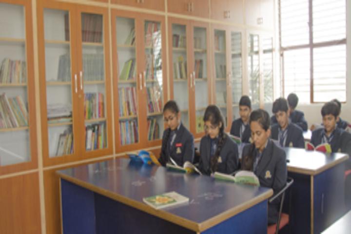 Dayananda Arya Vidya Public School-Library