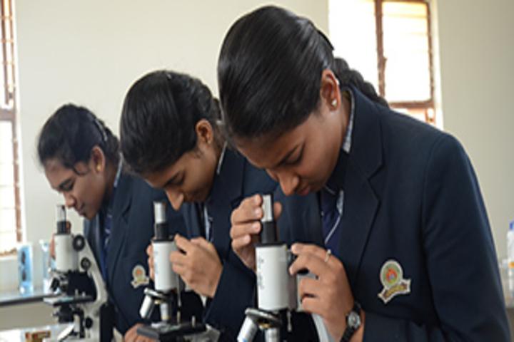 Dayananda Arya Vidya Public School-Science Lab