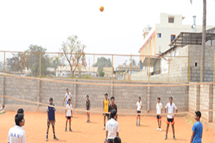 Dayananda Arya Vidya Public School-Sports