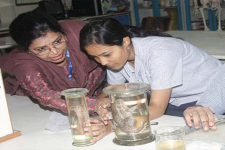 Dcmc High School-Biology Lab