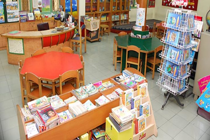 Dcmc High School-Library