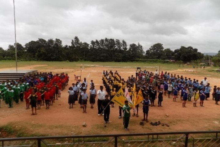 Dcmc High School-Sports Day