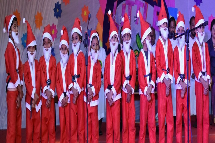 De Paul Public School-Christmas Celebration