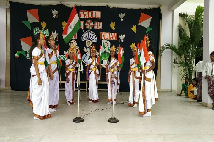 De Paul Public School-Independence Day