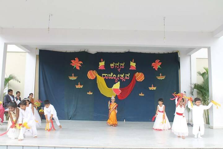 De Paul Public School-Kannada Rajyothsava