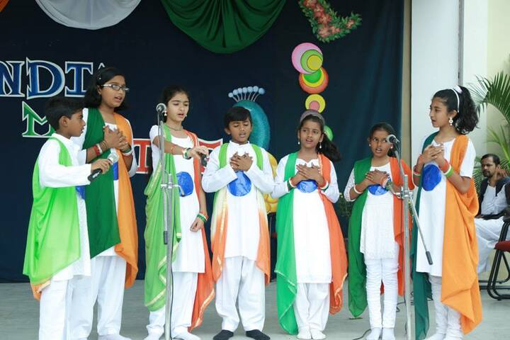 De Paul Public School-Republic Day