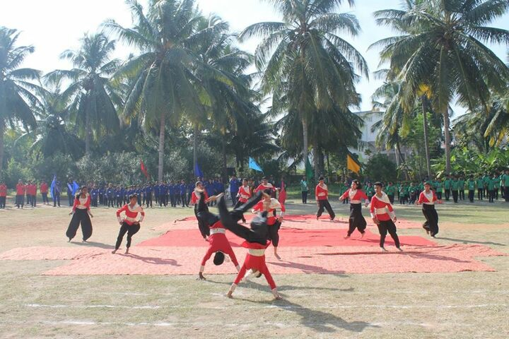 De Paul Public School-Sports Day