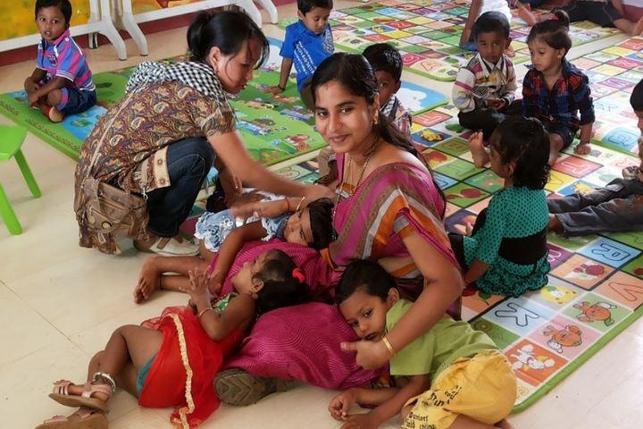 Deeksha Heritage School-Play room