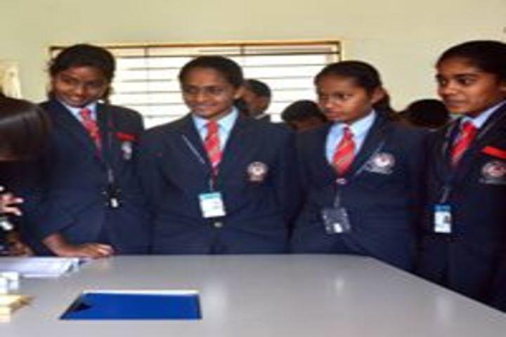 Deeksha Heritage School-Biology Lab