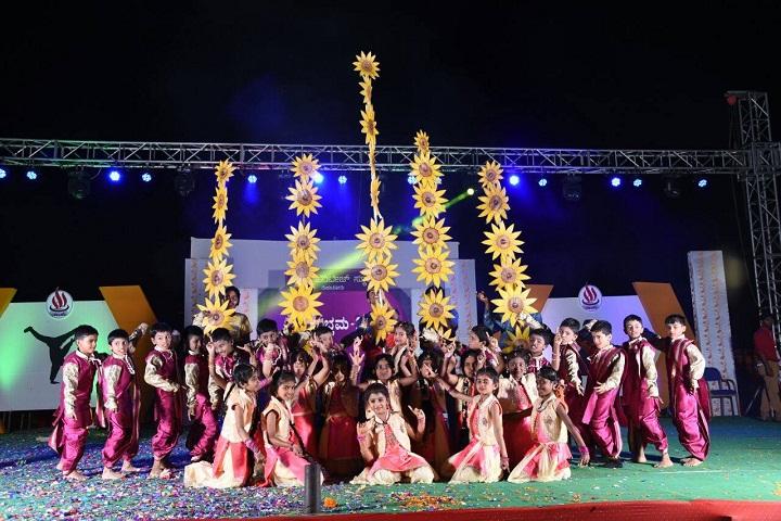 Deeksha Heritage School-Event