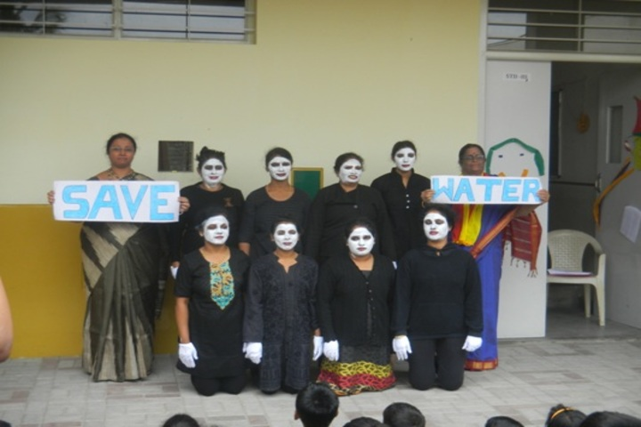 Deeksha High School-Cultural Event