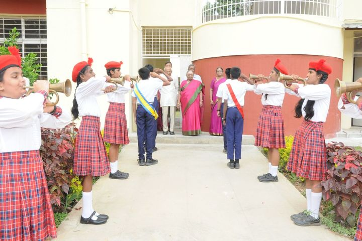 Deeksha High School-Investiture Cermony