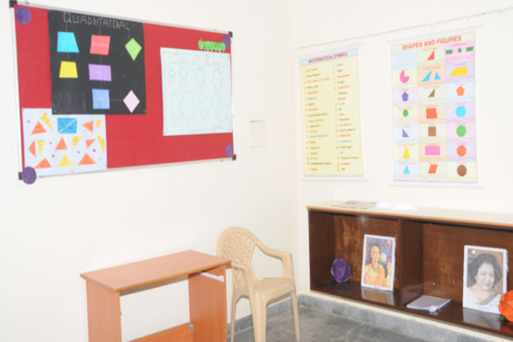 Deeksha High School-Maths Lab