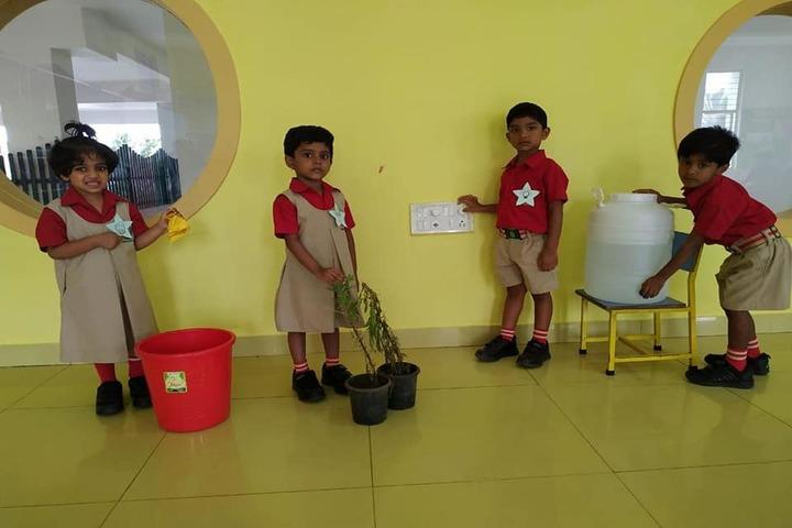Delhi Public School-Cleaness Activity
