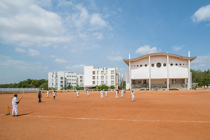 Delhi Public School-Playground