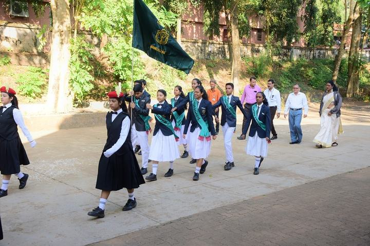 Delhi Public School-Investiture Cermony