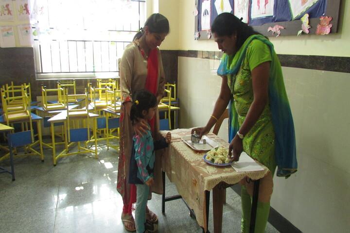Delhi Public School-Birthday Celabrations