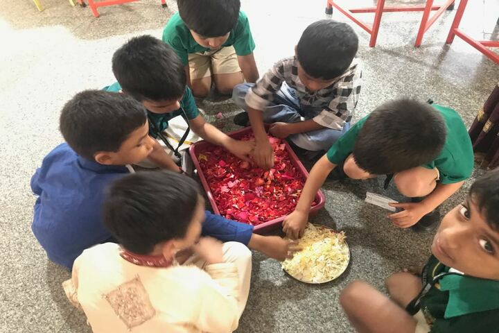 Delhi Public School-Festival Celabrations