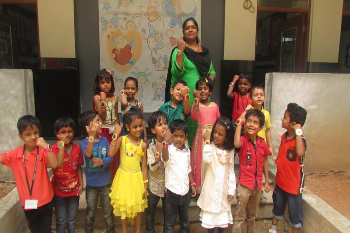 Delhi Public School-Friendship Day