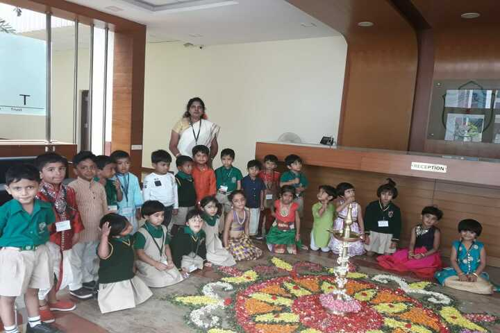 Delhi Public School-Group Photo