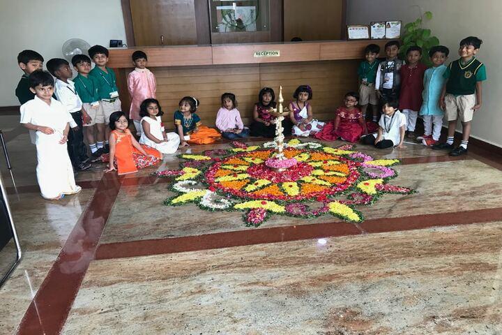 Delhi Public School-Onam Celebrations