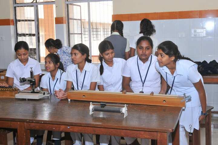 Demonstration School-Physics Lab