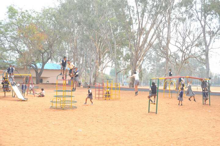 Demonstration School-Playground