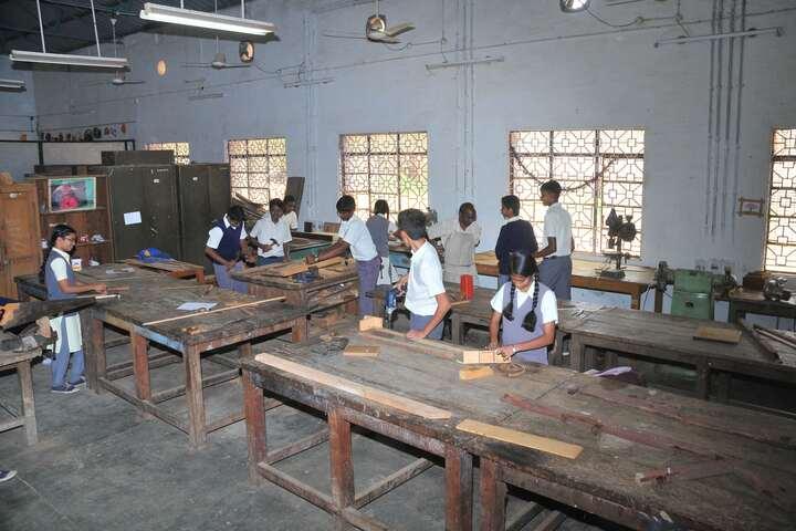 Demonstration School-Workshop