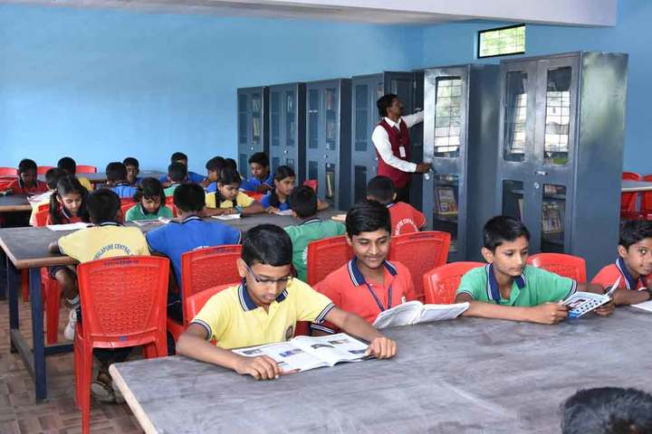 Dhanapal P Khemalapure Central School-Library