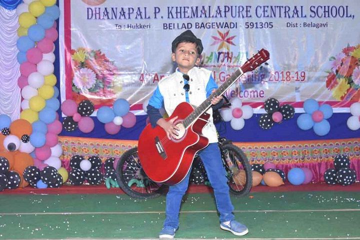 Dhanapal P Khemalapure Central School-Music