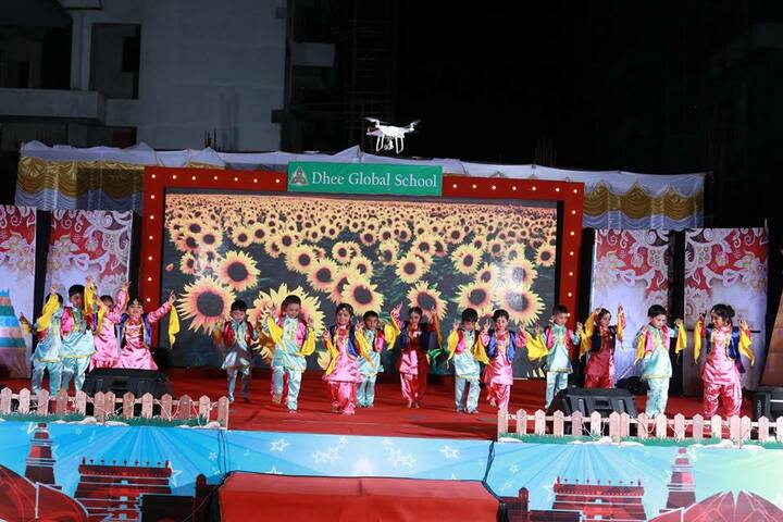 Dhee Global School-Annual day