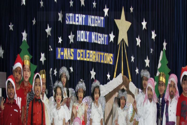 Dhee Global School-Christmas Celebration