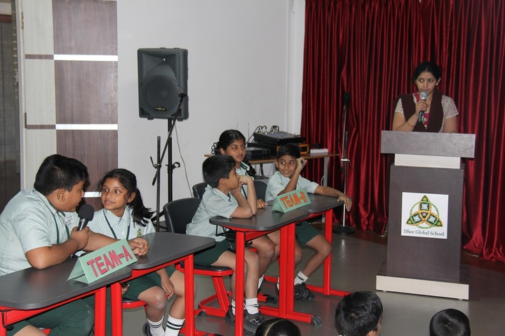 Dhee Global School-Quiz