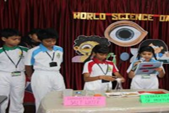 Dhee Global School-Science Day