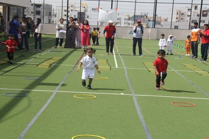 Dhee Global School-Sports day