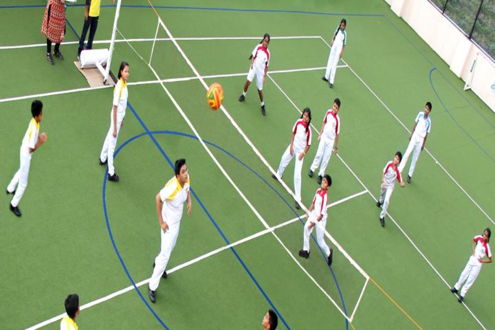 Dhee Global School-Sports