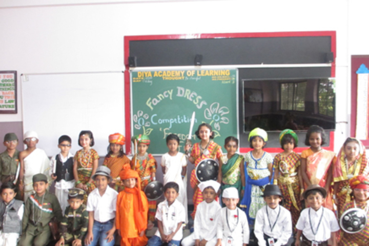 Diya Academy Of Learning-Fancy Dress